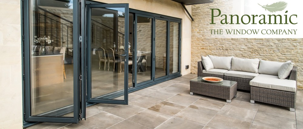 Bifold doors for Upvc french doors bristol