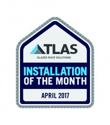Panoramic awarded Atlas Installation of the month accolade for April 2017