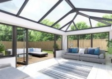The benefits of an aluminium Skyroom