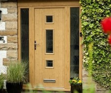 The benefits of buying a Solidor composite door from Panoramic
