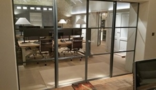 The best way to create light and space in your home or office - the new Crittall InnerVision glazed walls