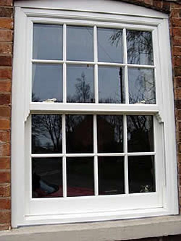 Balanced Sliding Sash Windows