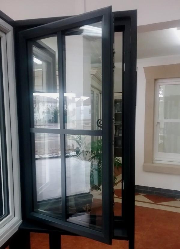 Classical Aluminium Windows