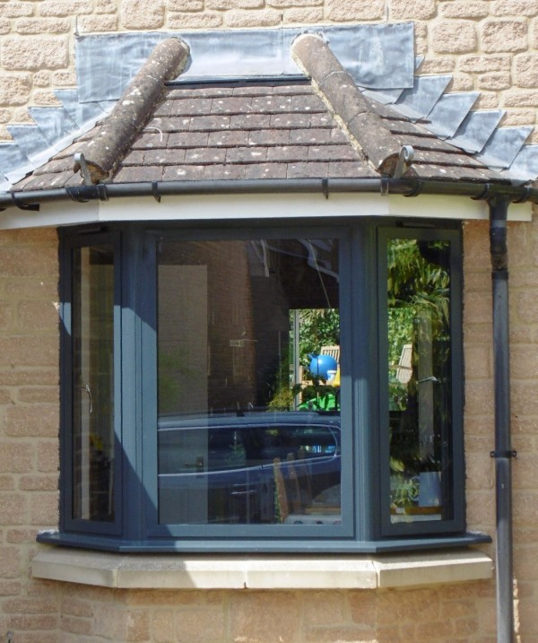 Contemporary Aluminium Windows