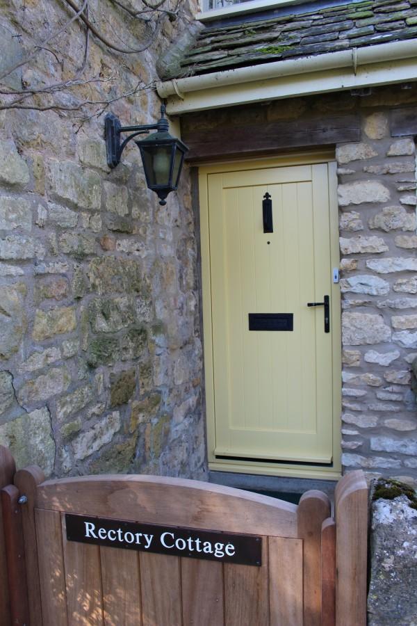 Hardwood Timber Doors
