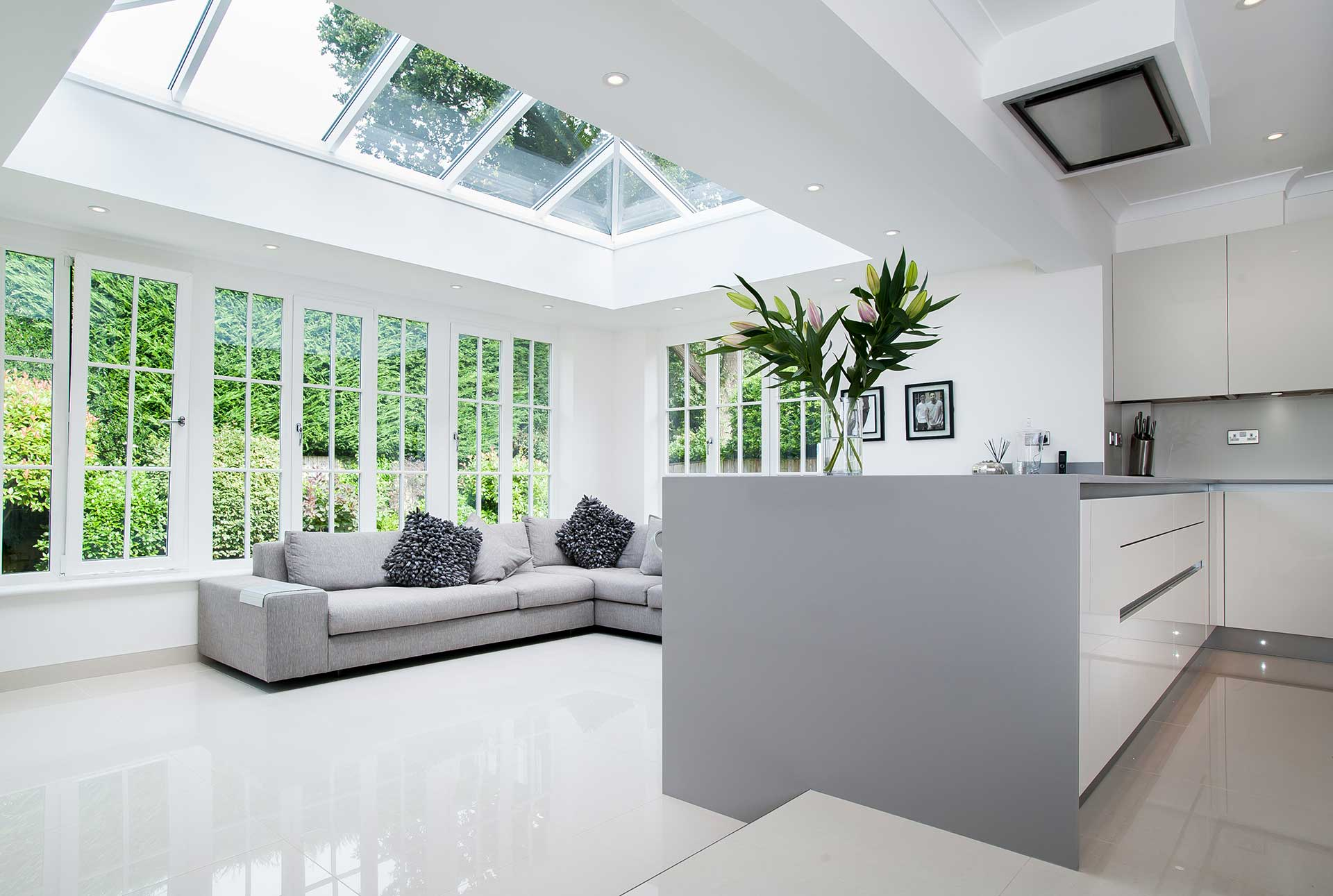 Lantern Roof Prices Bristol