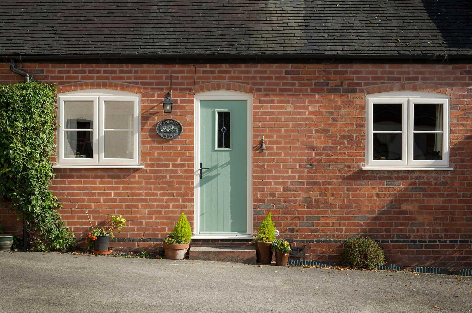 Composite Front Doors Clevedon