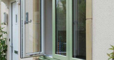 Dekko uPVC Flush Casement Window