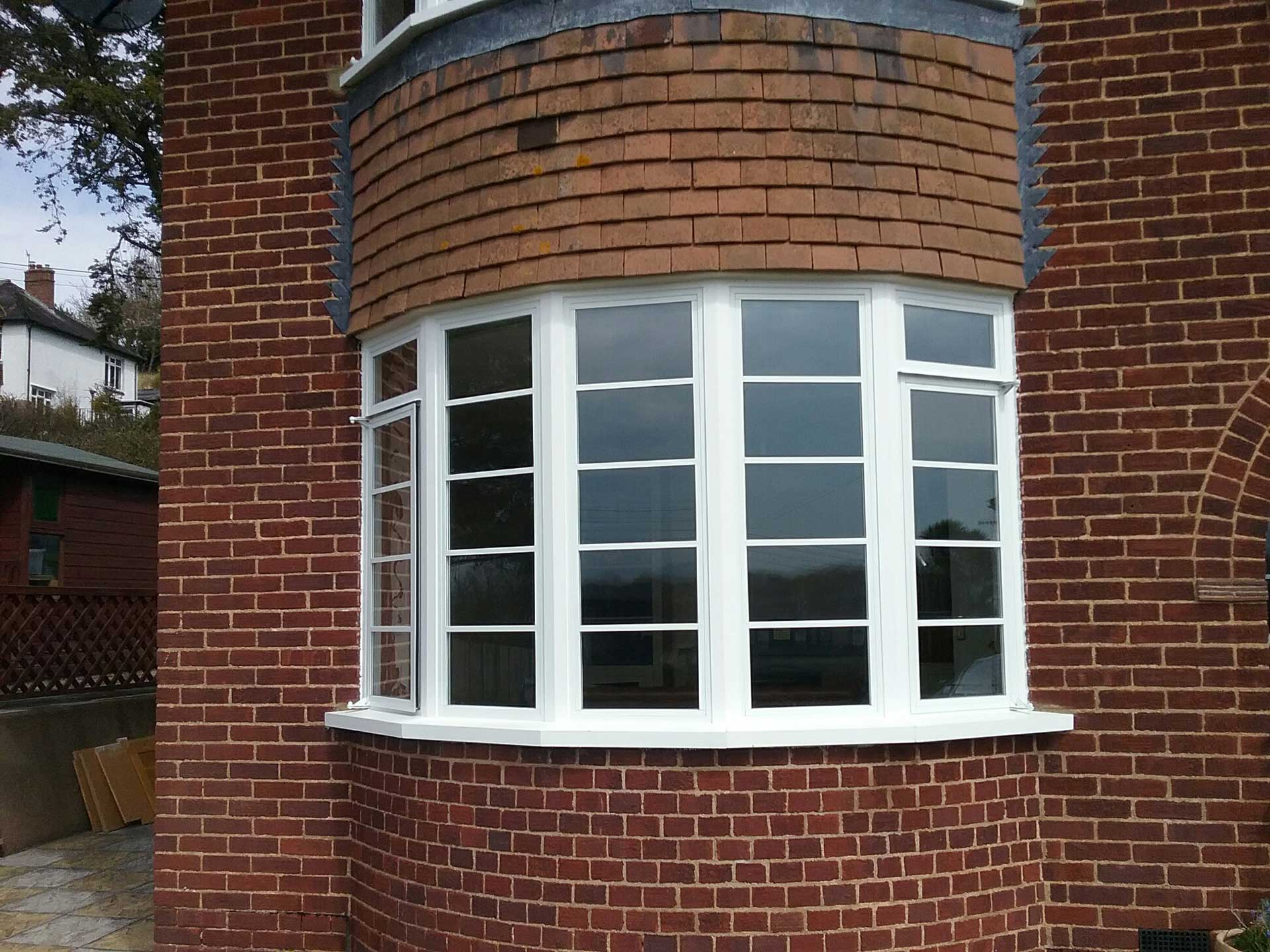 Bay Window Installation Somerset