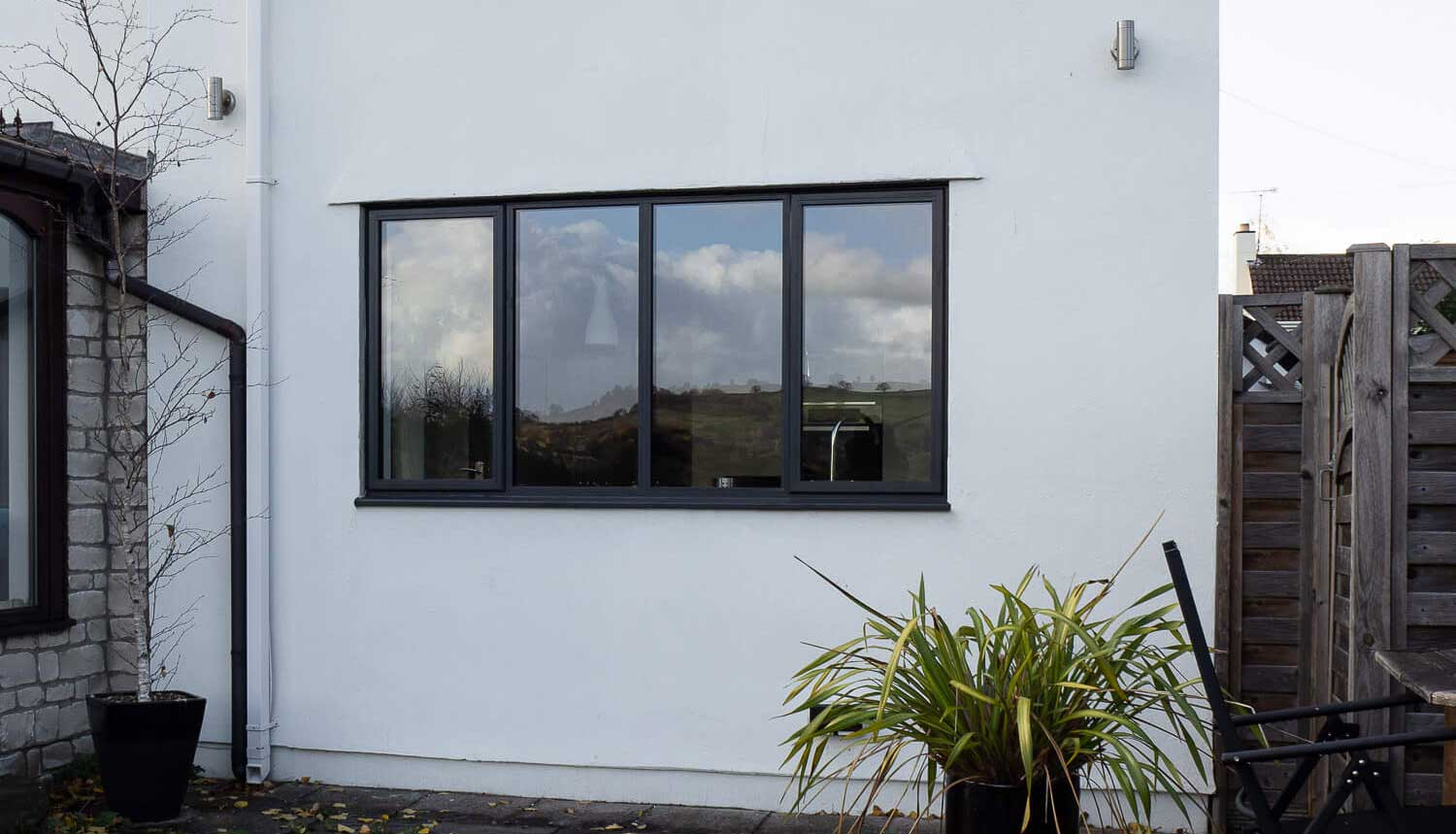 Harding Contemporary Aluminium Windows
