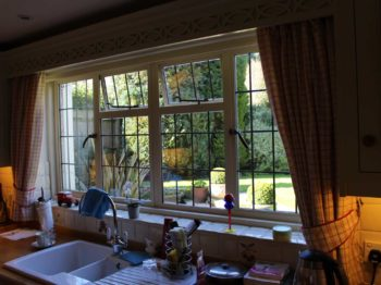 Crittall Windows In Cottage