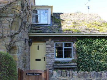 Steel Crittall Window In Cottage