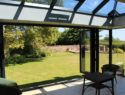 Bi-folding Doors in Skyroom Conservatory