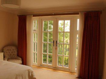French Balcony Doors Panoramic Windows