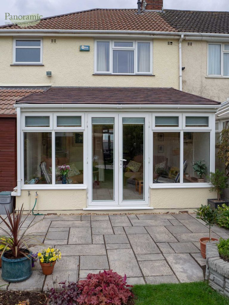 Conservatories French Doors