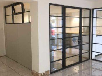 Slimline Aluminium Internal Doors And Windows