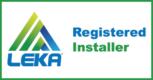 Leka Registered Installer