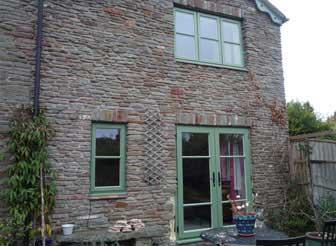 Bristol Timber Alternative Doors And Windows