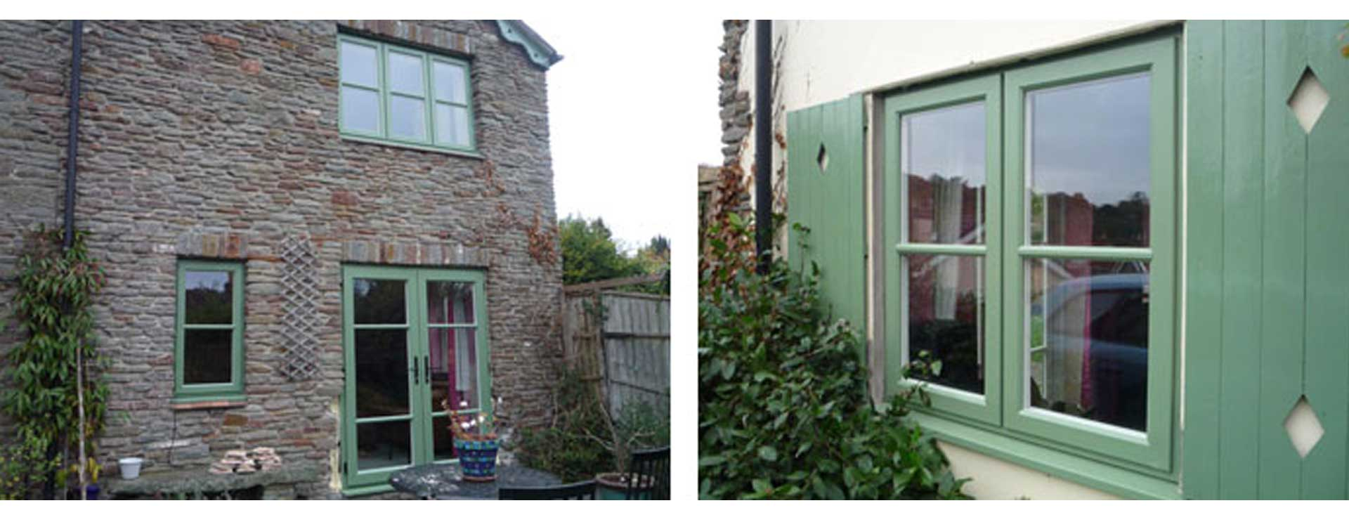 Timber Alternative Windows And Door Installation Bristol