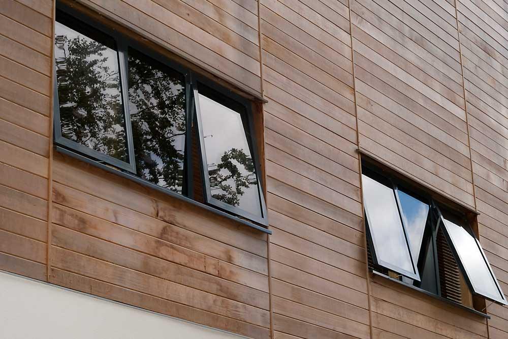 Sunflex Aluminium Windows