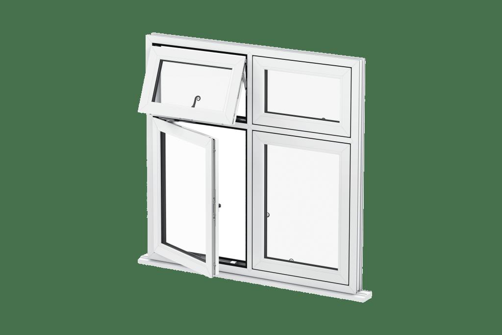 uPVC Flush Casement Windows Bristol