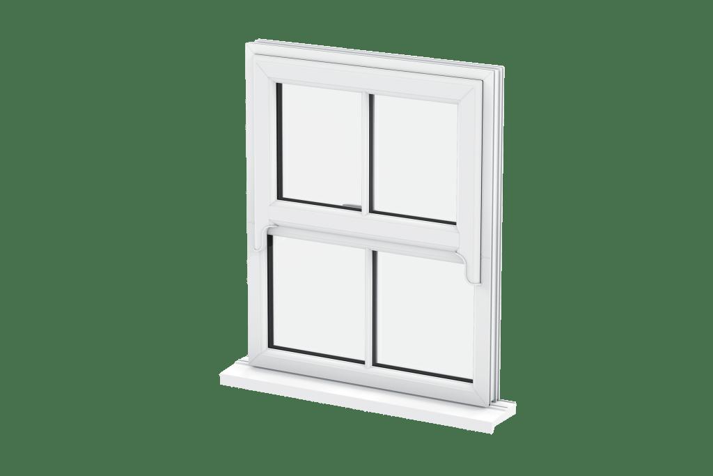 uPVC Sash Window Bristol
