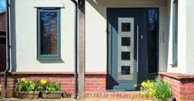 Origin Front Door