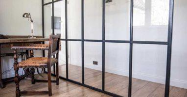 Innervision Glass Internal Screen Window