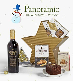 Panoramic Hamper Winter Deals Frosty
