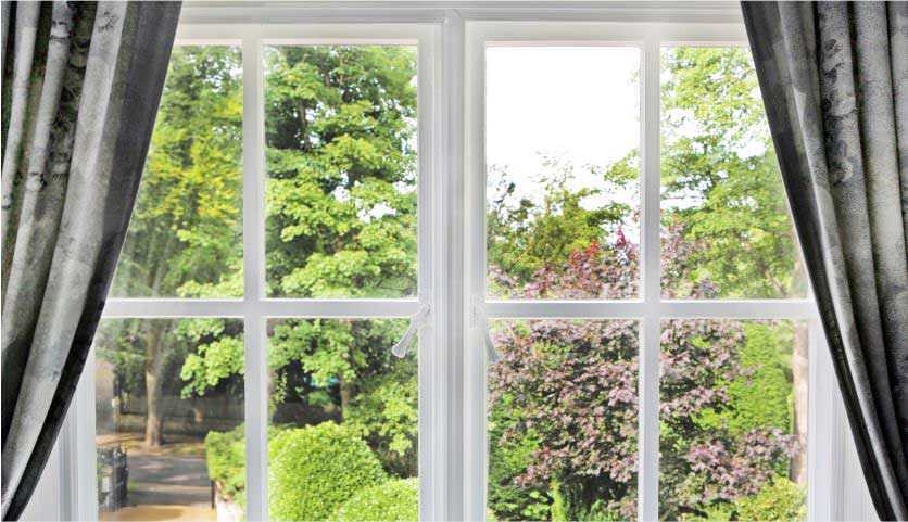 What is Secondary Glazing Chew Magna