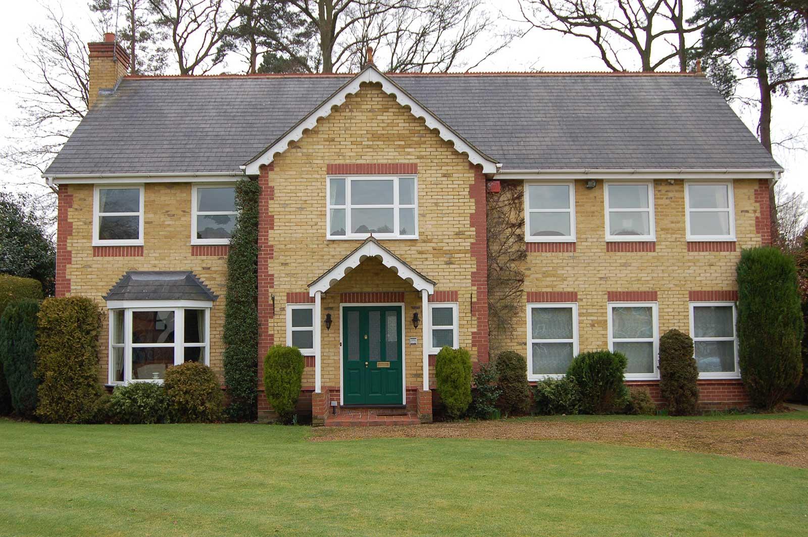 double glazing clevedon house