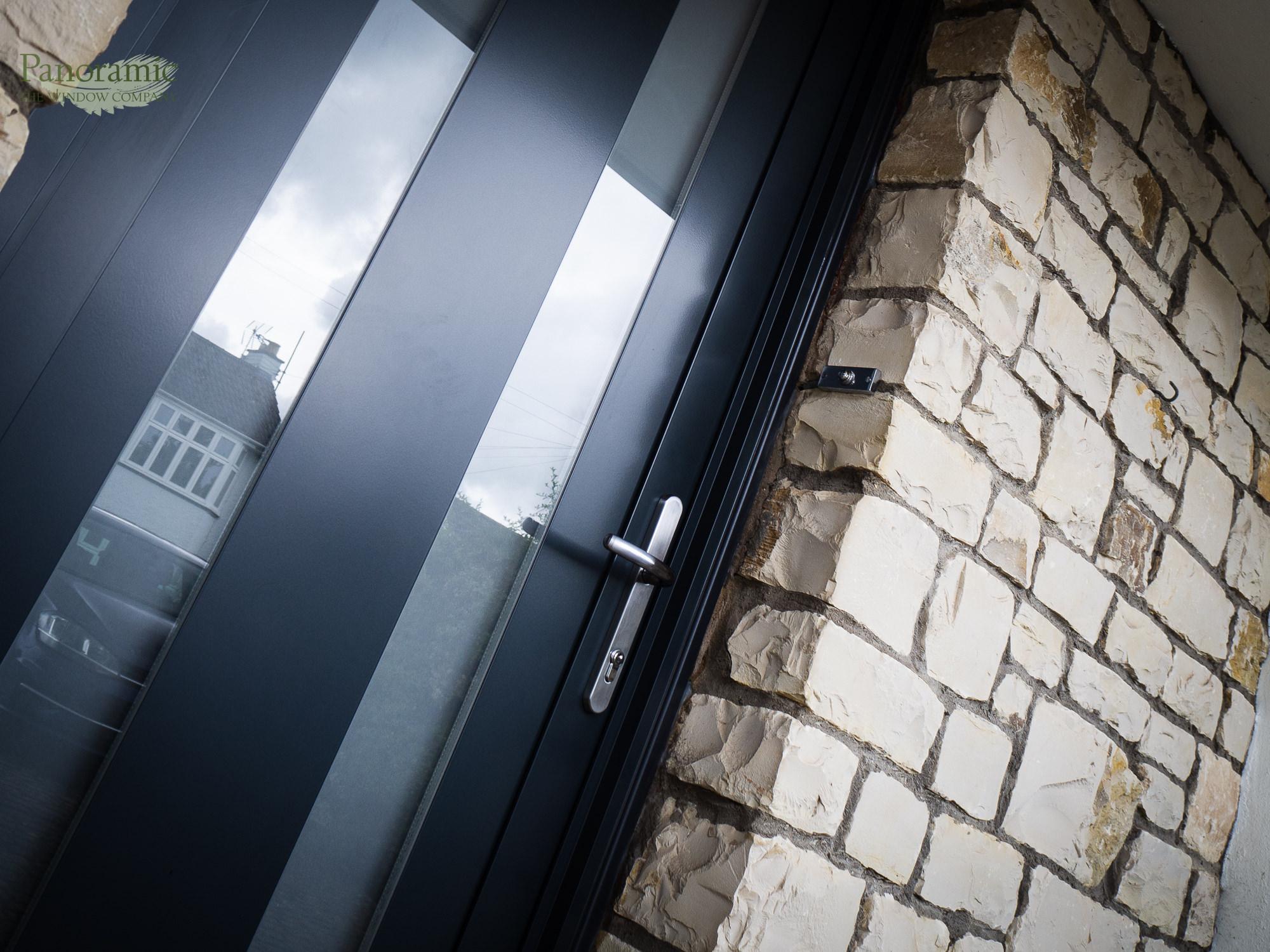 Aluminium Front Door Costs Chew Magna