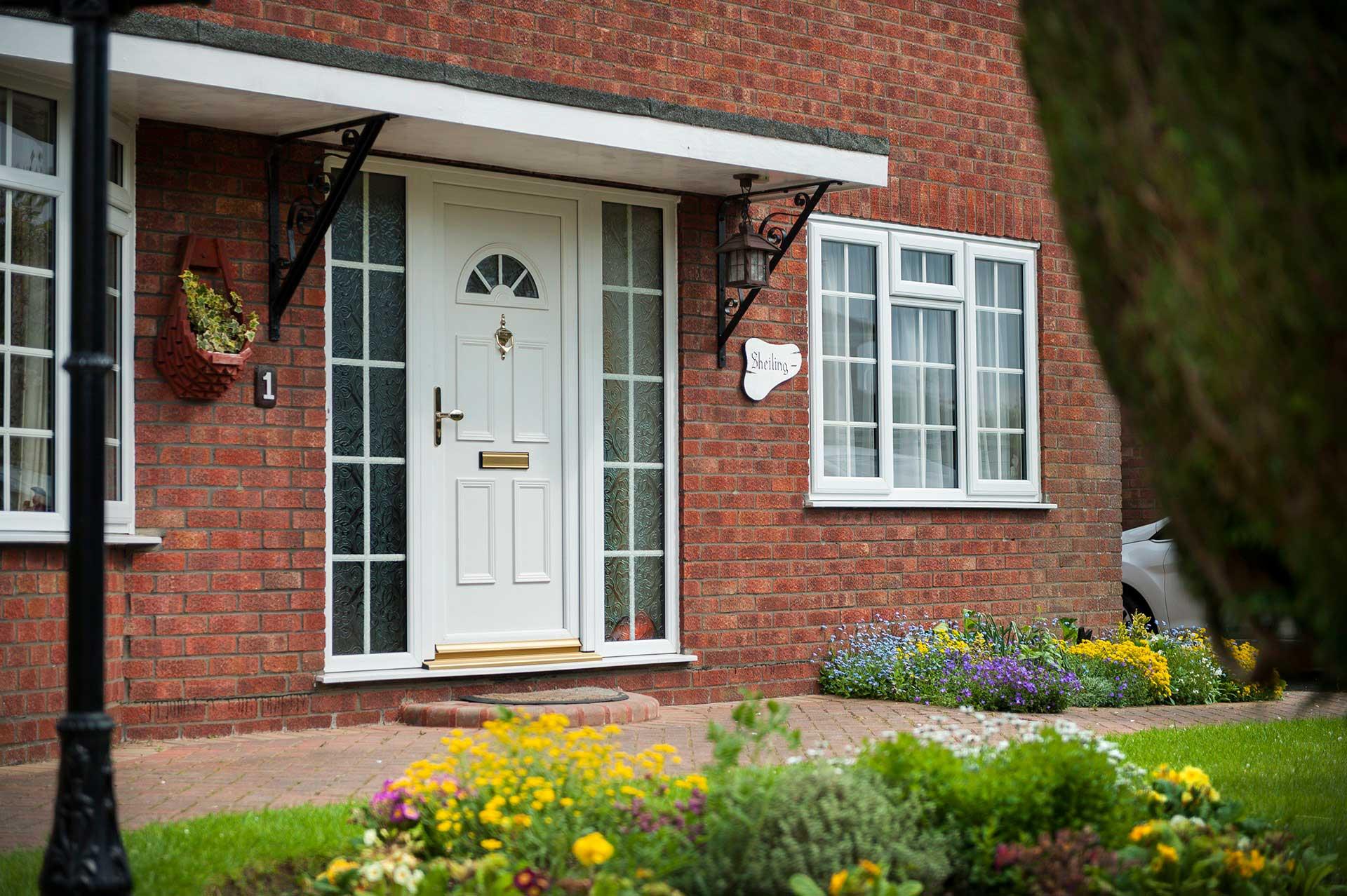 uPVC Front Doors Chew Magna