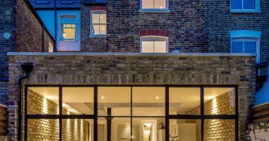 steel windows and doors project