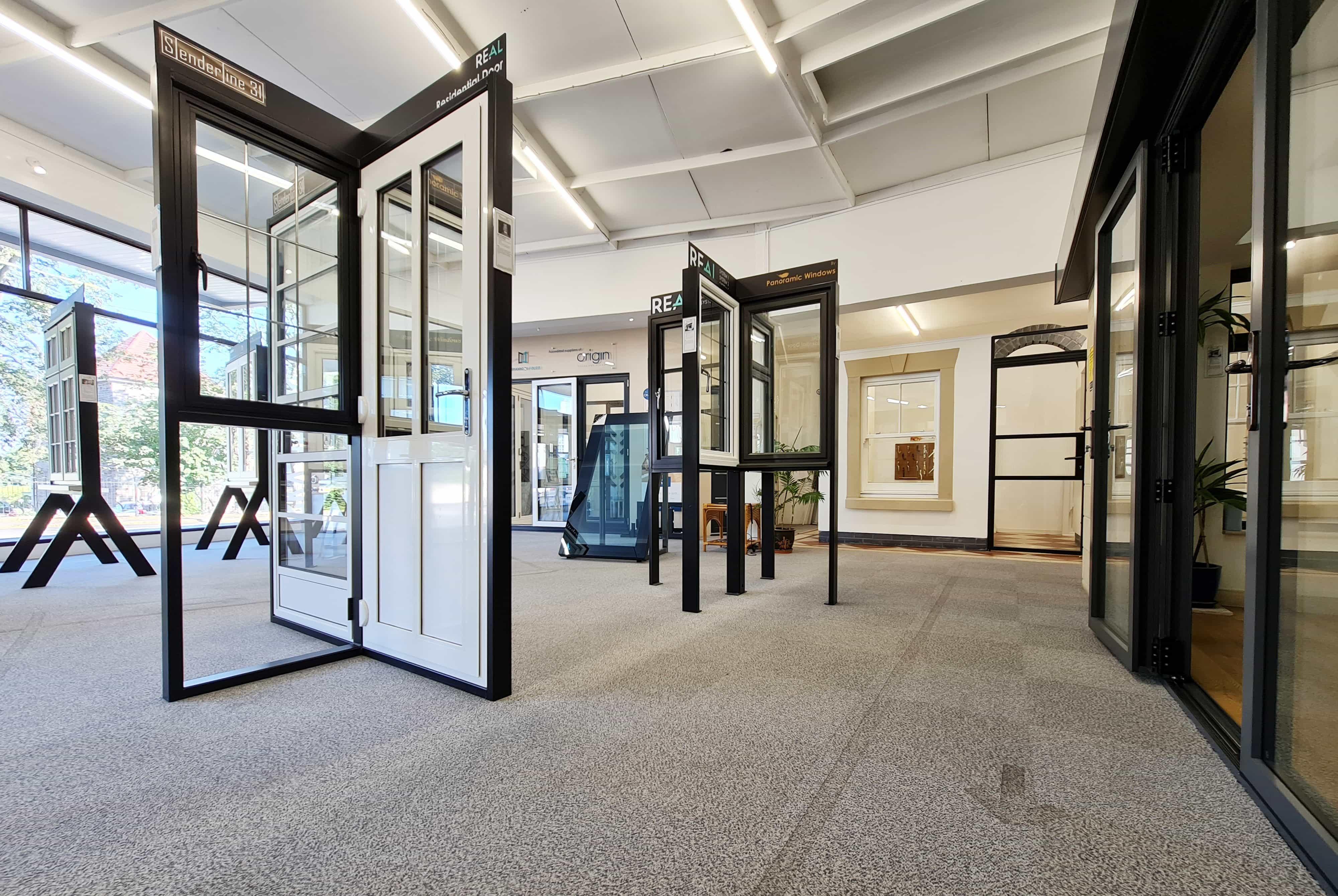 double glazing showroom bristol